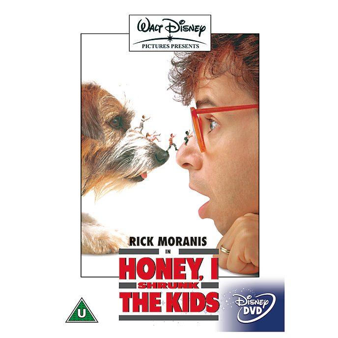 Honey, I Shrunk the Kids DVD