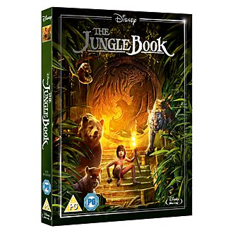 The Jungle Book - Live Action Blu-ray