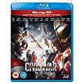 Captain America: Civil War 3D Blu-ray