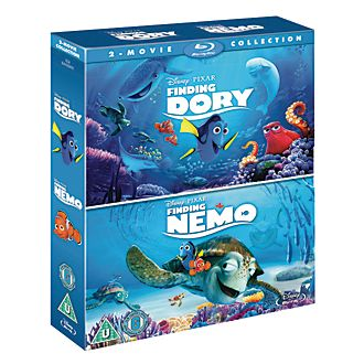 Finding Dory/Finding Nemo Double Pack Blu-ray