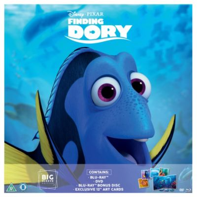 Finding Dory - Big Sleeve Edition