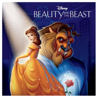 Beauty and the Beast - Big Sleeve Edition
