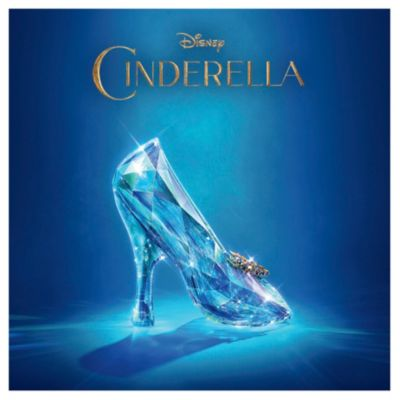 Cinderella Live Action - Big Sleeve Edition