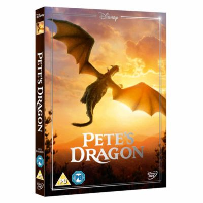Pete's Dragon (2016) Blu-ray