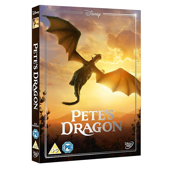 Pete's Dragon (2016) DVD