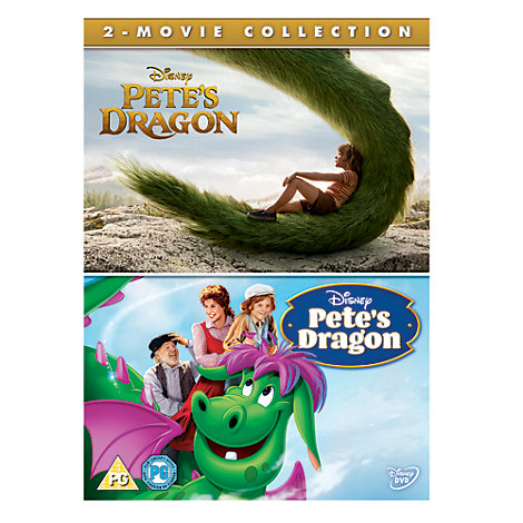 Pete's Dragon (2016) / Pete's Dragon Animated DVD set