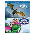 Pete's Dragon (2016) / Pete's Dragon Animated Blu-ray set