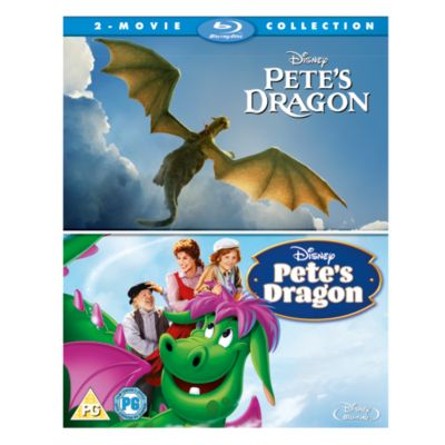 Pete's Dragon (2016) / Pete's Dragon Animated Blu-ray set