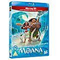 Moana 3D Blu-ray