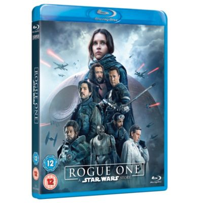 Rogue One: A Star Wars Story Blu-ray (Limited Edition Artwork Sleeve)