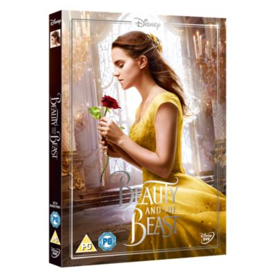 Beauty & The Beast Live Action DVD