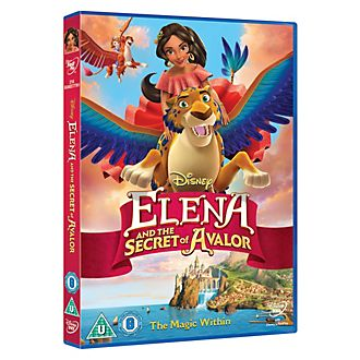 Elena & the Secret of Avalor DVD