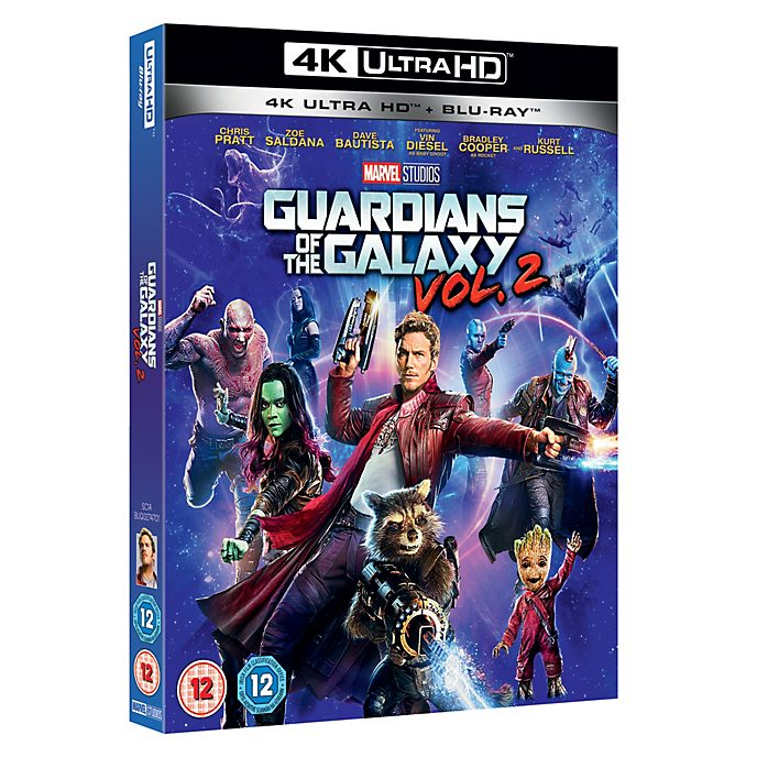 Guardians of the Galaxy Vol.2 4K Ultra HD