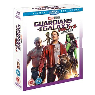 Guardians of The Galaxy/Guardians of the Galaxy Vol. 2 Doublepack Blu-ray