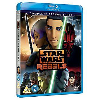 Star Wars Rebels Season 3 Blu-ray