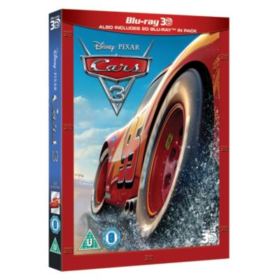 cars 3 3d blu ray. Black Bedroom Furniture Sets. Home Design Ideas