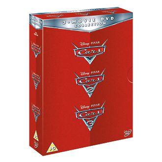 Cars 1-3 DVD Boxset