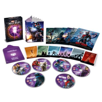 Marvel Studios Collector's Edition DVD Box Set - Phase 2