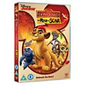 Lion Guard The Rise Of Scar DVD