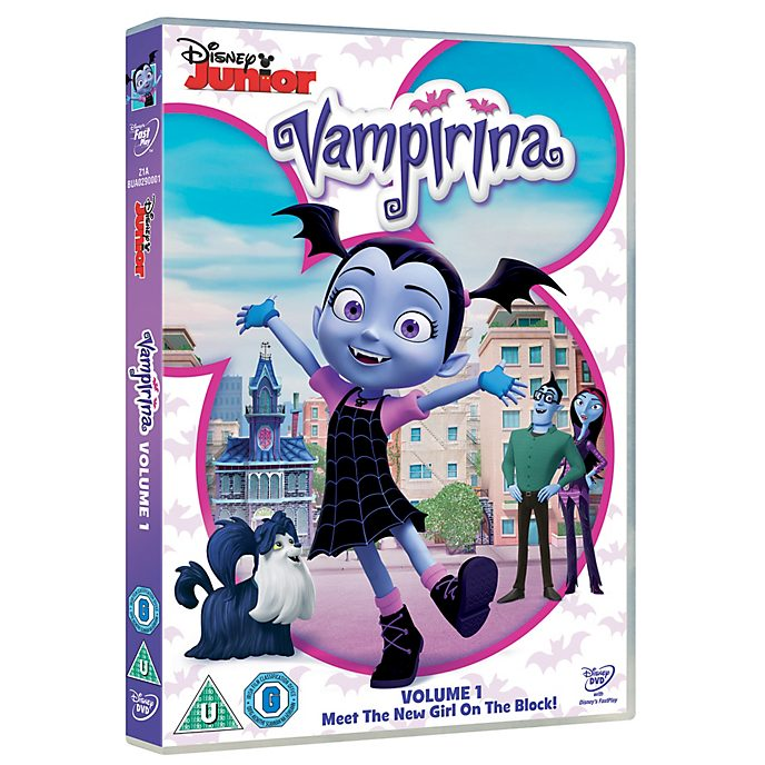 Vampirina Vol 1 DVD