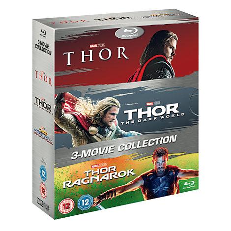 Thor 1-3 Blu-ray Boxset