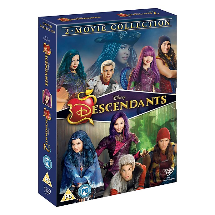 The Descendants 1 & 2 DVD boxset