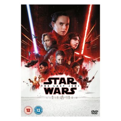 Star Wars: The Last Jedi DVD