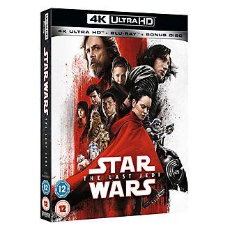 Star Wars: The Last Jedi 4K Ultra HD