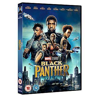 Black Panther DVD