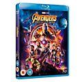 Avengers Infinity War Blu-ray