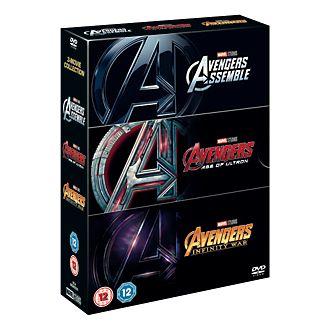 Avengers Infinity War DVD Triplepack
