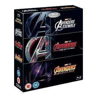Avengers Infinity War Blu-ray Triplepack