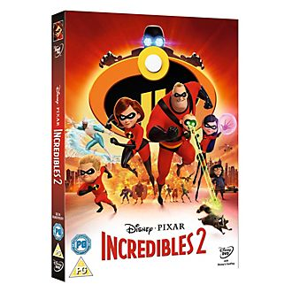 The Incredibles 2 DVD