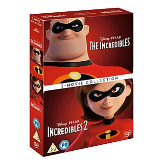 The Incredibles DVD Doublepack