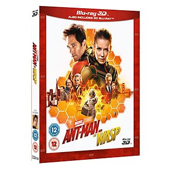 Ant-Man And The Wasp 3D Blu-ray