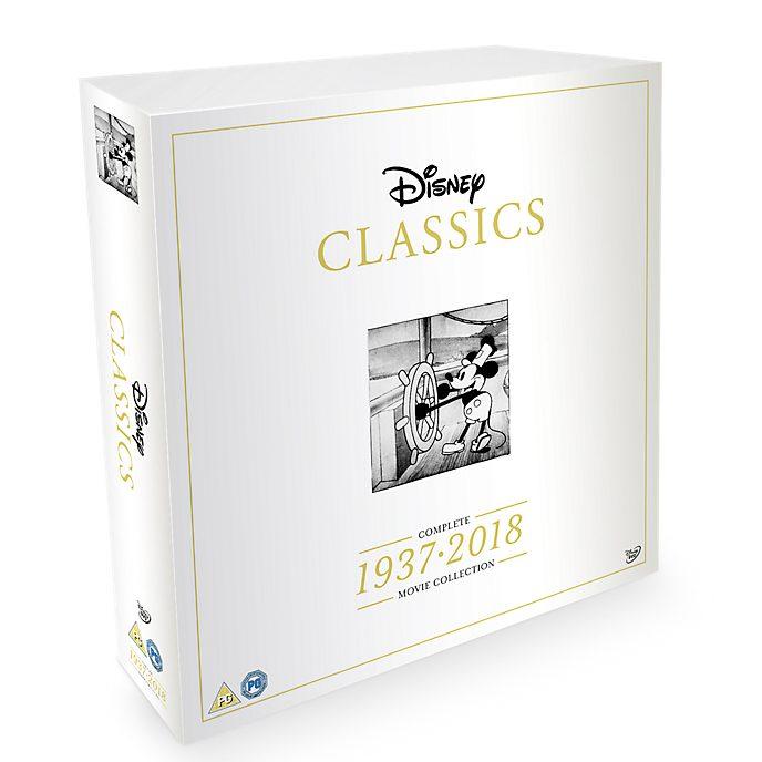 Disney Classics Complete DVD Box Set 1937-2018