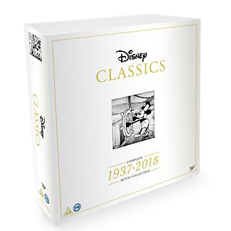 Disney Classics Complete DVD Box Set 1937-2018
