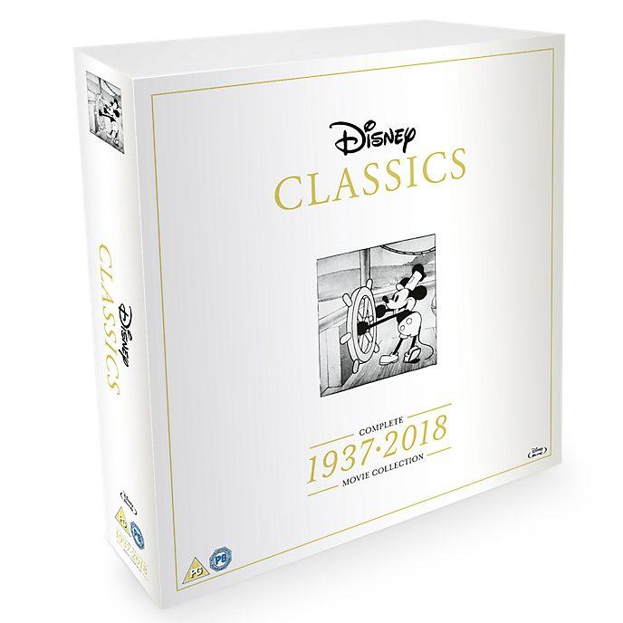 Disney Classics Complete Blu-ray Box Set 1937-2018