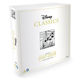 Disney Classics Complete Blu-ray Box Set 1937-2018