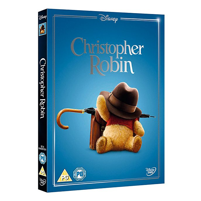 Christopher Robin DVD