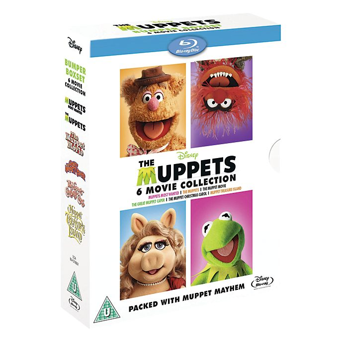The Muppets Blu-ray Boxset