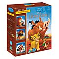 The Lion King 1-3 Blu-ray Boxset