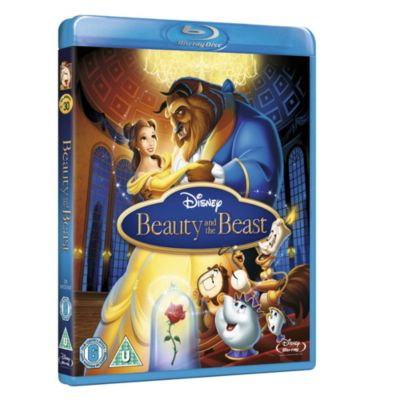 Beauty & the Beast Blu-ray