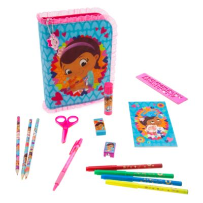 Doc McStuffins Filled Pencil Case