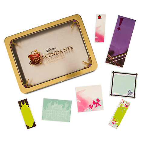 Disney Descendants - Set mit Haftnotizzetteln