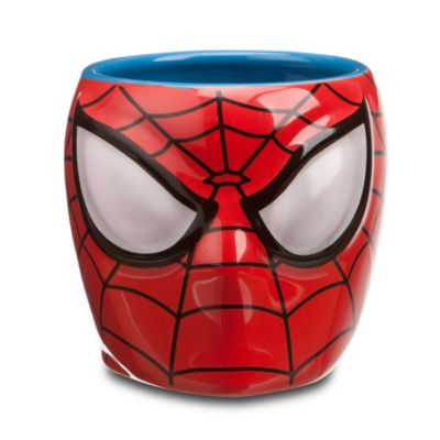 Mug Spider-Man en relief