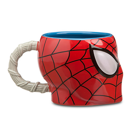Spiderman 3D-mugg