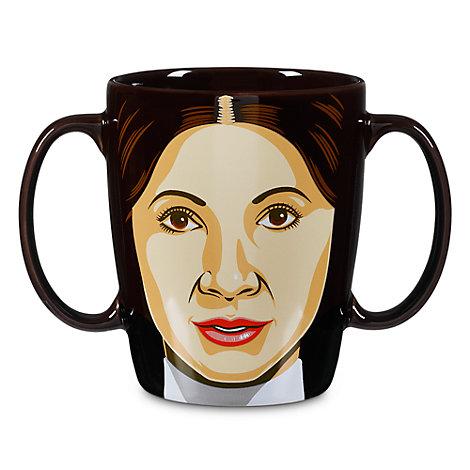 Star Wars Character Mug, Princess Leia