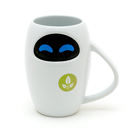 Eve 3d mug - Walle and eve mugs ...