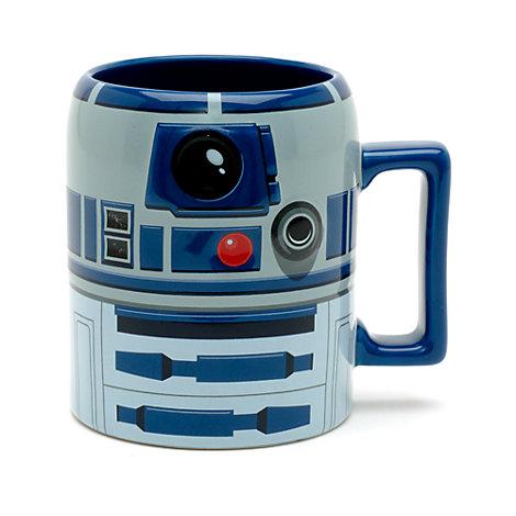 Star Wars figurmugg, R2-D2